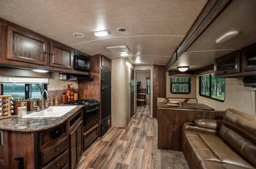 mile after mile in an mpg travel trailer by cruiser rv funtown rv waco blog. Black Bedroom Furniture Sets. Home Design Ideas