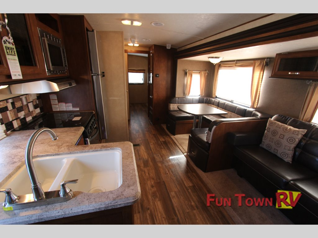 Forest River Vibe Extreme Lite Travel Trailer Living Area. Forest River Vibe Extreme  Lite Travel Trailer  Exactly What You